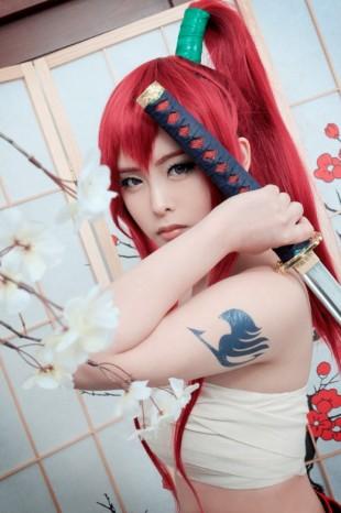 Geumdong-Erza-Scarlet