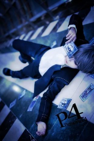 Persona 4 | Yu Narukami | Miyo