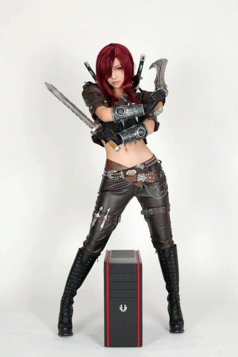 Tasha League of Legends Katarina