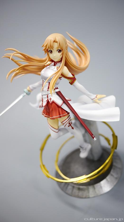 asuna-statue-sword art online kotobukiya 3
