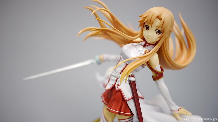 Kotobukiya's Sword Art Online Asuna statue