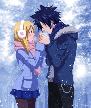 fairy tail gray lucy milady666