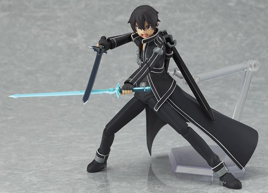 kirito sword art online figma 2
