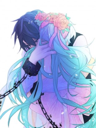 Vocaloid - Judgement of Corruption - Miku and Kaito