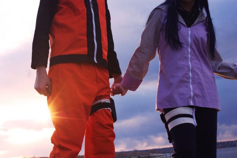 rise_by_cielbocchan9 Naruto x Hinata cosplay